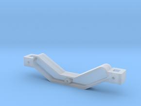 Tekno RC Rear Body Mount TKR5791 v3 in Smooth Fine Detail Plastic