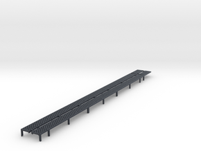 7mm PAA Grainflow walkway in Black PA12