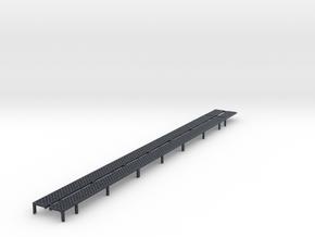 7mm PAA Grainflow walkway in Black PA12
