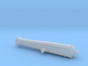 1/48 Canon de 24£ -1766- X1 in Smooth Fine Detail Plastic