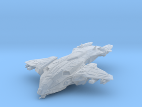 Pelican_Dropship in Smooth Fine Detail Plastic