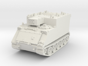 M577 A1 (no skirts) 1/87 in White Natural Versatile Plastic