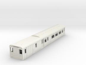 o-148-lnwr-siemens-ac-v2-motor-coach-1 in White Natural Versatile Plastic