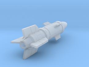 Vortex Missile WH40k in Smooth Fine Detail Plastic