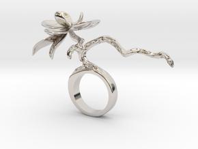 Japano - Bjou Designs in Rhodium Plated Brass
