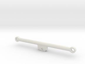 ho bar in White Natural Versatile Plastic