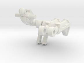 Biotron Microclone Driver in White Natural Versatile Plastic