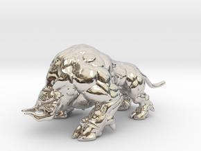 Ganon Giant Hog Beast 1/60 miniature games and rpg in Platinum