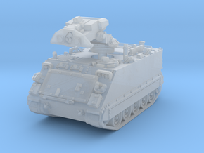 M901 A1 ITV early (retracted) 1/144 in Smooth Fine Detail Plastic