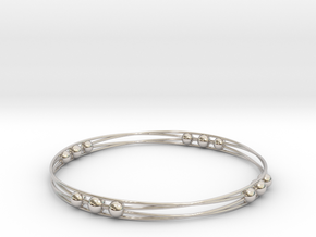 Bracelet in Platinum