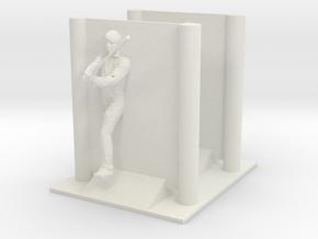Cosmiton Mindness LV - 001 - 1/24 in White Natural Versatile Plastic