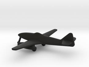Nakajima Ki-201 Karyu in Black Natural Versatile Plastic: 1:200