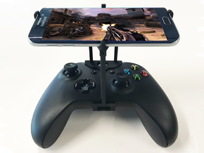 Xbox One S controller & Huawei P Smart Z - Over th in Black Natural Versatile Plastic