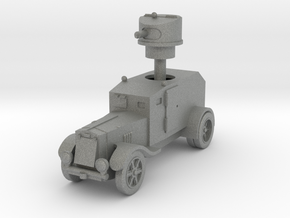 1/72 Type 92 Osaka armored car in Gray PA12