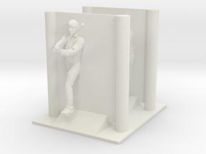 Cosmiton Mindness KV - 001 - 1/24 in White Natural Versatile Plastic