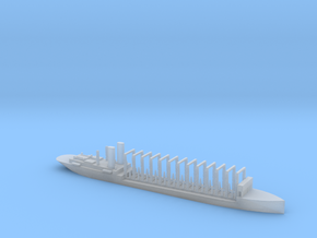 1/1250 Scale AC-3 USS Jupiter 1913 Collier in Smooth Fine Detail Plastic