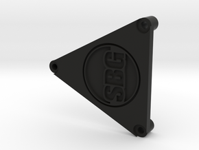 Quicrun 1080WP TRX-4 Sport ESC Mount in Black Natural Versatile Plastic
