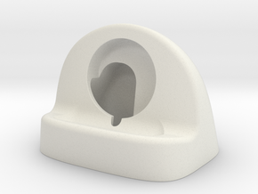 42mm iWatch Stand in White Natural Versatile Plastic