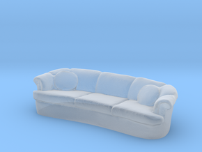 Sofa 1/56 in Smooth Fine Detail Plastic