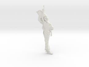Sonmi 451 in White Natural Versatile Plastic