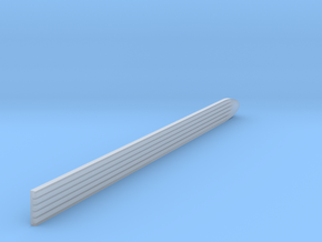 FLUX CHILLER, STARBOARD, INBOARD REV C in Smoothest Fine Detail Plastic