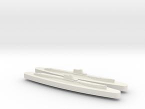 Shch-214 x2 1/1800 in White Natural Versatile Plastic