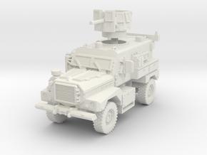 MRAP Cougar 4x4 (late) 1/48 in White Natural Versatile Plastic