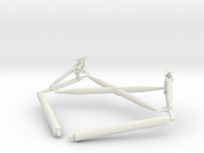 04-Truss Assembly in White Natural Versatile Plastic