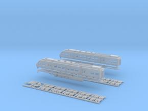 N Scale SMART Train Nippon Sharyo DMU in Smooth Fine Detail Plastic