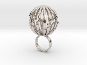 Rodn - Bjou Designs in Rhodium Plated Brass