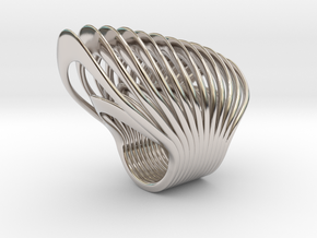 1000 rings definitive - Bjou Designs 5.25 in Rhodium Plated Brass
