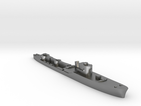 Italian Procione WW2 torpedo boat 1:1800 in Natural Silver