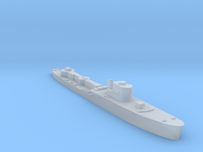 Italian Orsa WW2 torpedo boat 1:1800 in Smoothest Fine Detail Plastic