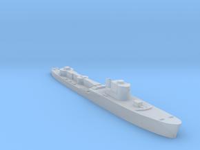 Italian Orsa WW2 torpedo boat 1:1800 in Smoothest Fine Detail Plastic