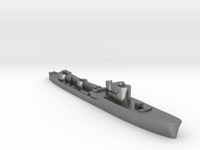 Italian Orsa WW2 torpedo boat 1:2400 in Natural Silver