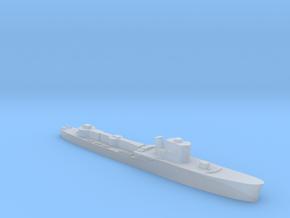 Italian Procione WW2 torpedo boat 1:2400 in Smoothest Fine Detail Plastic