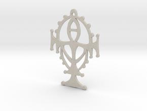 :Shadowsight: Pendant in Natural Sandstone