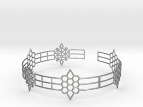 Bracelet in Natural Silver
