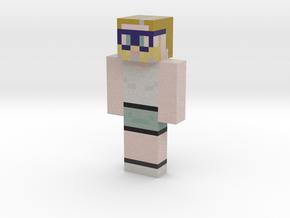mendicantmonkey | Minecraft toy in Natural Full Color Sandstone