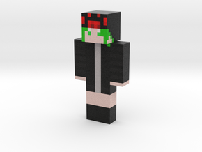 TM newspaidercer | Minecraft toy in Natural Full Color Sandstone