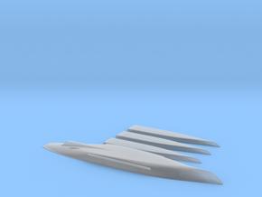 1/700 DodoModels 70015 PLAN 082-II lower hull in Smooth Fine Detail Plastic