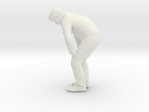 Printle C Homme 904 - 1/24 - wob in White Natural Versatile Plastic