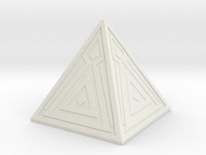 Sith Holocron 2 in White Natural Versatile Plastic
