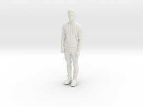 Printle C Homme 916 - 1/24 - wob in White Natural Versatile Plastic