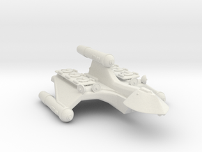 3125 Scale Romulan SparrowHawk Gunboat Tender+ in White Natural Versatile Plastic