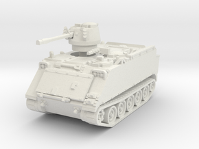 NM135 LAV (no skirts) 1/87 in White Natural Versatile Plastic