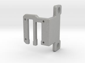 Pull Cylinder Mount v.5 in Aluminum