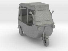 S Scale Modern Rickshaw in Gray PA12