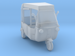 O Scale Modern Rickshaw in Smooth Fine Detail Plastic