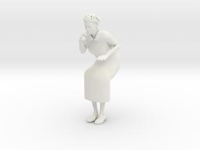 Printle T Femme 1781 - 1/24 - wob in White Natural Versatile Plastic